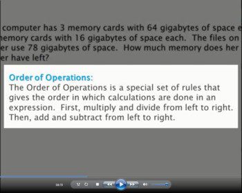 Solve Multi-Step Problems Using Equations - Grade 4 GoMath Lesson 2.12 (Video)