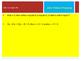 Solve Quadratic Equations by Factoring & Writing Quadratic Equations Given Roots