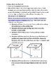 Solve Quadratic Equations with Complex Solutions Scavenger Hunt Game