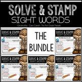 Sight Words Bundle