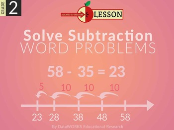 Solve Subtraction Problems