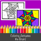 Solving Systems Using Elimination (Multiplication) Color-by-Solution!