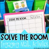 Solve The Room {Bundle}