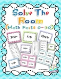 Solve The Room (Math Addition Facts 0-30)