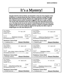 Solve a Mystery Case using Deduction and Inferences