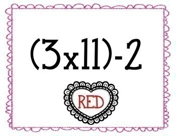 Solve and Color Bundle (Multiplication and Order of Operations)