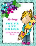 Spring Multiplication Pack