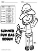 Solve and Color Worksheets - July Edition (Freebie)