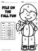 Solve and Color Worksheets - September Edition (Freebie)