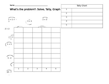 Solve and Graph problems 1 - 5