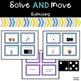 Solve and Move Subitizing