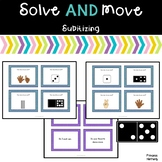 Solve and Move Subitizing