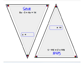 Solve and Write Equations and Inequalities