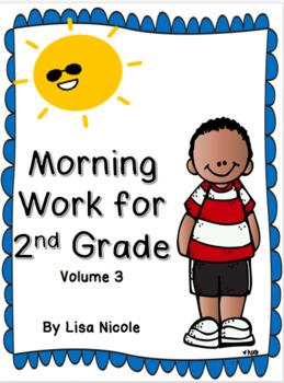 Morning Work: 200 Worksheets
