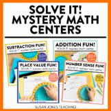 Solve it! Math Centers