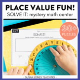 Solve it! Place Value Center
