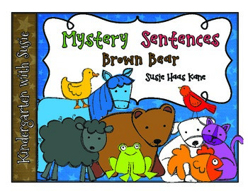 Solve the Mystery / Brown Bear