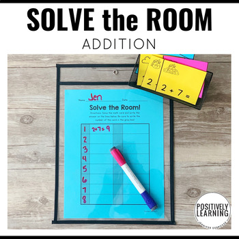 Solve the Room Addition
