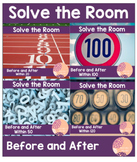 Solve the Room: Before and After