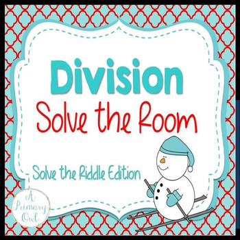 Solve the Room: Division