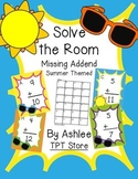 Solve the Room Missing Addend