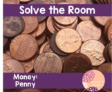 Solve the Room-Money Penny, Dime FREEBIE