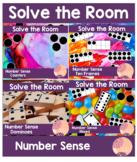 Solve the Room: Number Sense