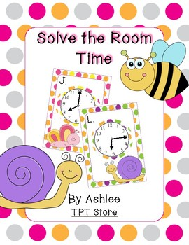 Solve the Room Time