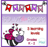 Solve the Room ~ Valentine's Day (love bugs)
