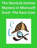 Solve the Sherlock Holmes Mystery in Microsoft Excel – The Race Case