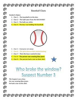 Solve the Sherlock Holmes Mystery in Microsoft Word – Case of the Broken Window