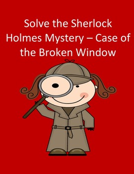 Solve the Sherlock Holmes Mystery in Microsoft Word – Case