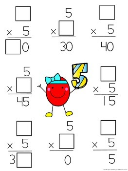 Solve the Square: A Multiplication Tile Game Freebie