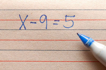 Solve the System of Equations 50 questions, (Worksheet)