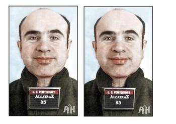 Solve the message puzzle about Alcatraz