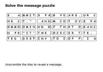 Solve the message puzzle about Notre-Dame de Paris Cathedral