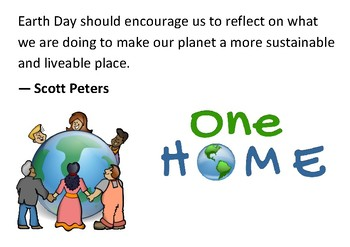 Solve the message puzzle about World Earth Day