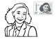 Solve the message puzzle from Anne Frank