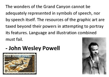 Solve the message puzzle from John Wesley Powell