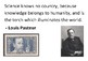 Solve the message puzzle from Louis Pasteur