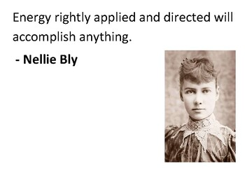 Solve the message puzzle from Nellie Bly