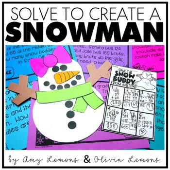 Solve to Create a Snowman