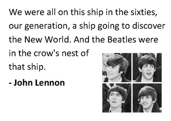 Solve the message puzzle about the Beatles