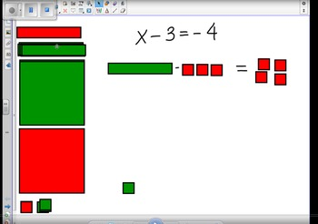 Solving 1 step equations video