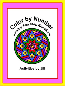 solving two step equations with fractions pdf