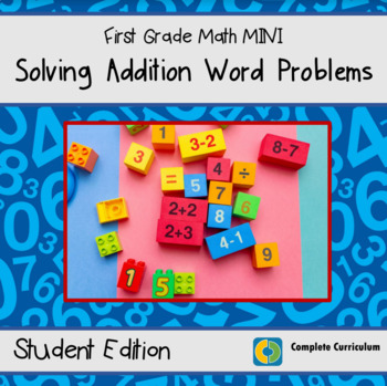Solving Addition Word Problems - 1st Grade Math Mini