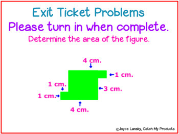 Solving Area of Odd Shaped Polygons for Power Point
