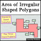 Area of Irregular Shaped Polygons