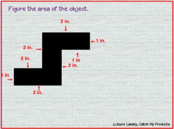 Area of Irregular Shaped Polygons