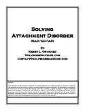 Solving Attachment Disorder